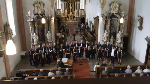 KlippenKlang Marienfels - Kloster Schönau 2019