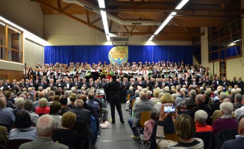 29. September 2019 Kotykov-Chöre in Arzbach